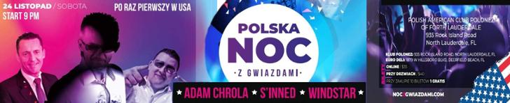 Koncert - Polska Noc z Gwiazdami