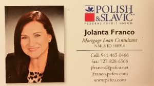 Polish & Slavic Federal Credit Union - Jolanta Franco