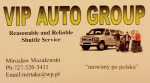 VIP AUTO GROUP - Miroslaw Muzalewski