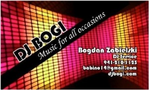 DJ BOGI - Bogdan Zabielski