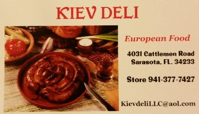 Kiev Deli - Marc and Olga Klothakias