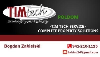 Timtech Poldom - Bogdan Zabielski
