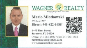 Polish Sarasota Realtor & Notary Public