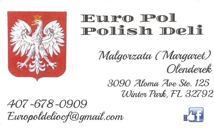 Euro Pol Polish Deli in Orange County
