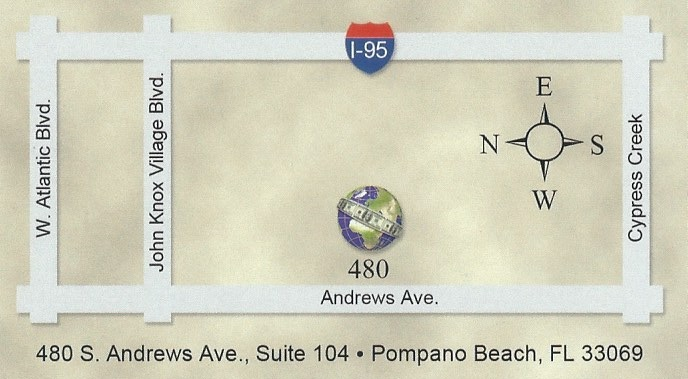 Anna and Mike Inc Map