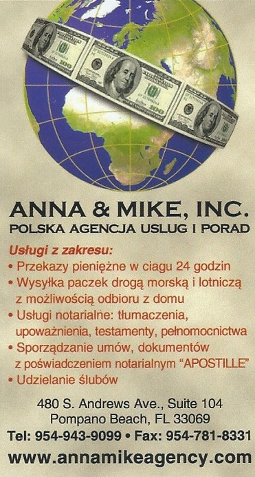 Anna and Mike Inc