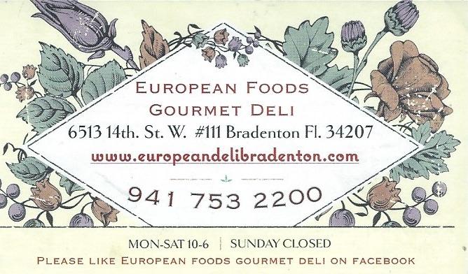 European Deli Bradenton