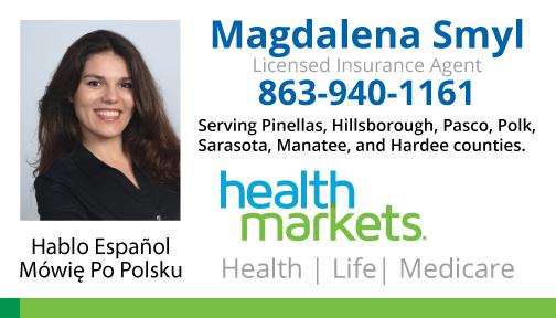 Magdalena-Smyl - Insurance Agent