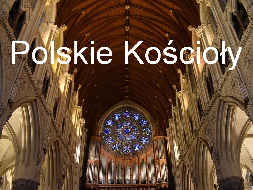 Polskie Kościoły - Floryda