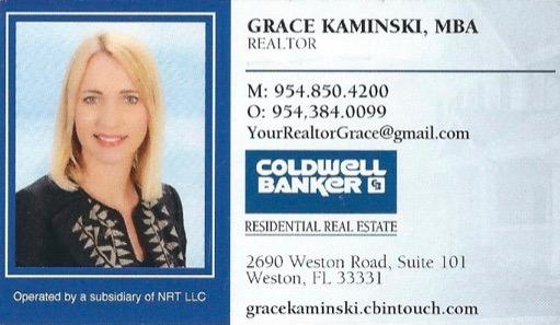 Grace Kaminski - Realtor