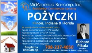 Richard Pikula - Polish Mortgage Broker flyer