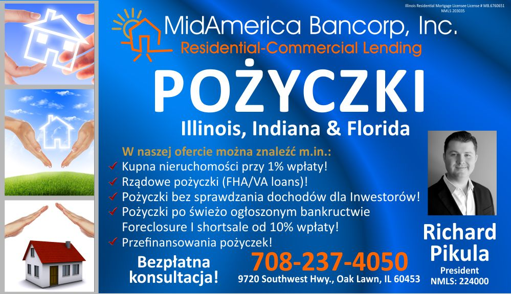 Richard Pikula - Polish Mortgage Broker flyer