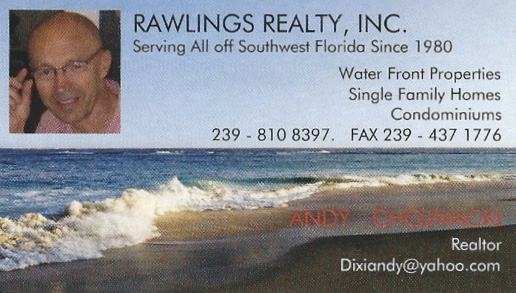 Andy Chojnacki - Polish Realtor in Lee County Florida
