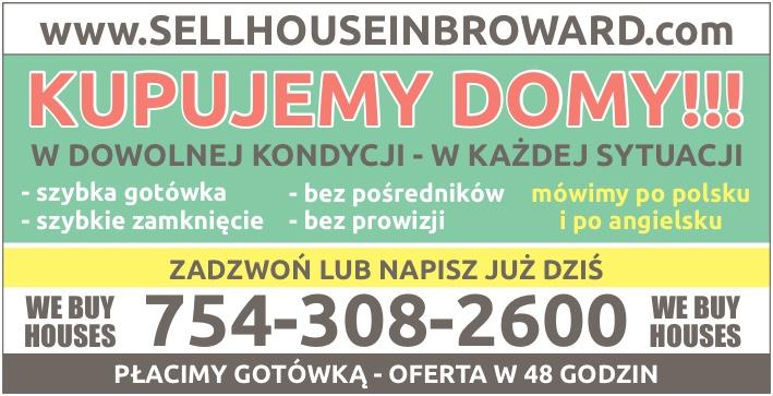 Tomasz Wiczarski - Polish Realtor in Broward County