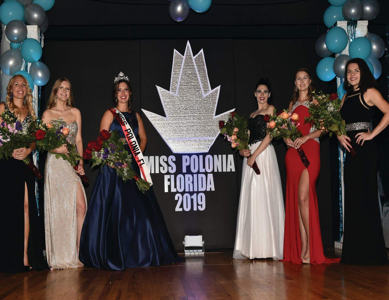 Congratulation to all contestants competing in this pageant and title holder, Olivia Kisielewski, Miss Polonia Florida 2019