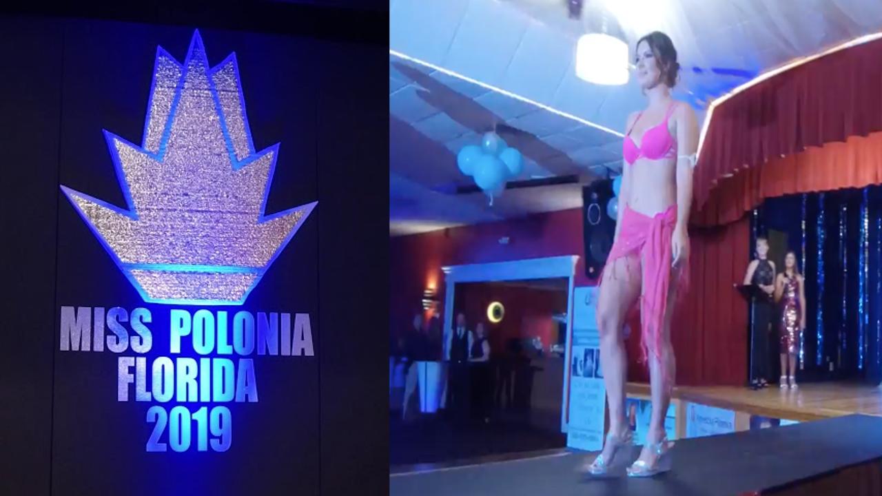 Olivia Kisielewski – Miss Polonia Floryda 2019 - Bikini
