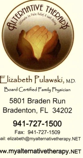 Dr. Pulawski Business Card