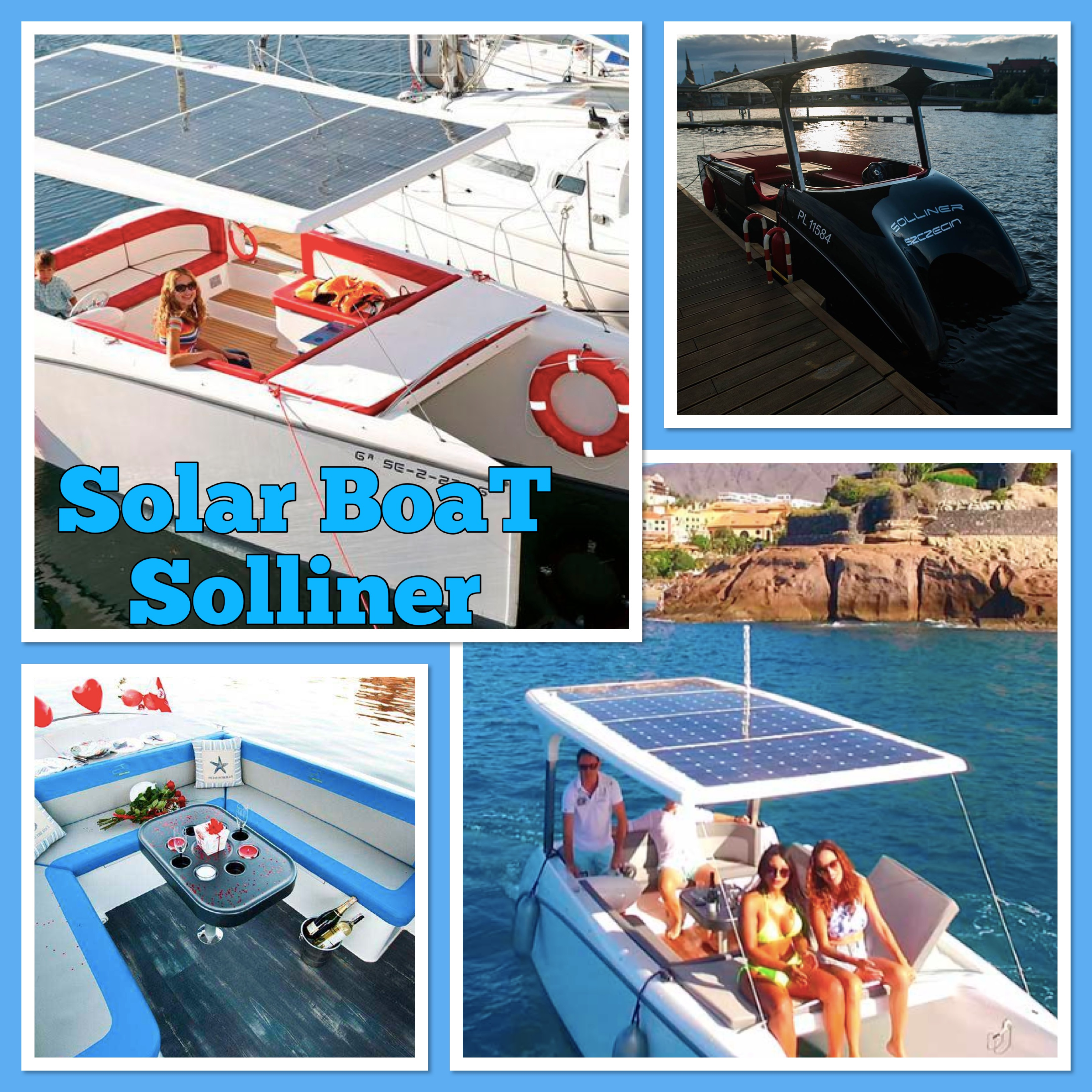 Solar Boat - Sarasota