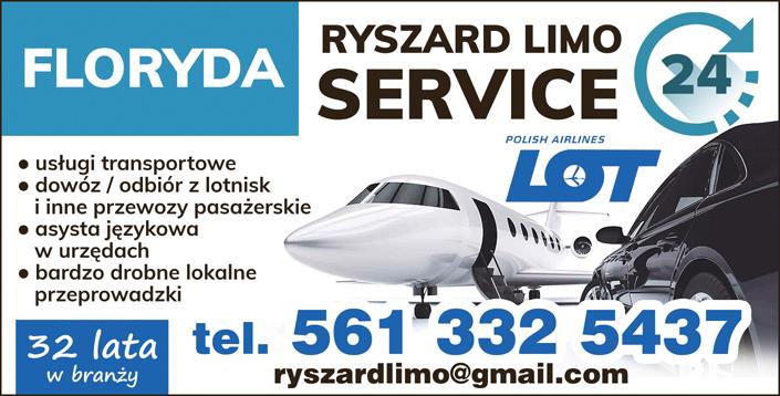 Ryszard Limo Service