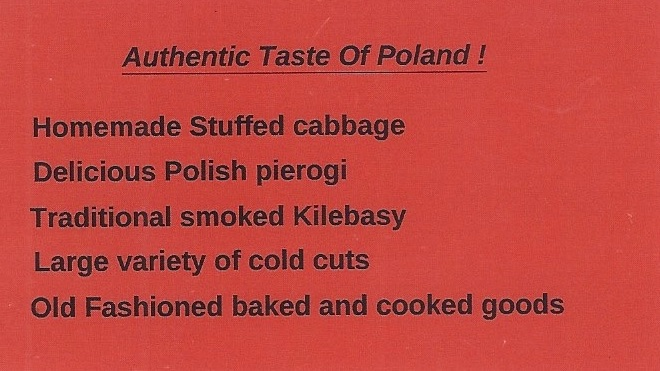 Taste of Poland 2 Naples Collier County