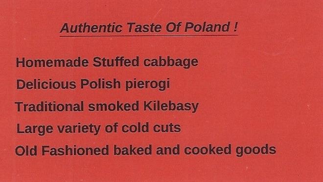 Taste of Poland 2 Naples Collier County