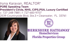 Iryna Polish Realtor in Clearwater