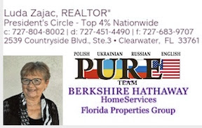 Luda Zajac - Realtor in Clearwater