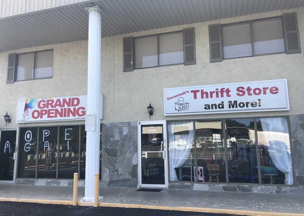 Savannah's Polish Thrift Store